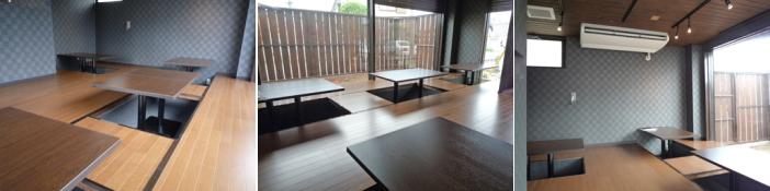 堀コタツテーブル
