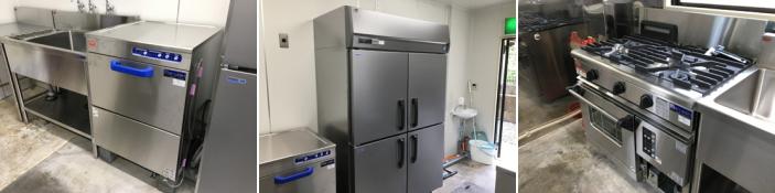 冷凍冷蔵庫リース