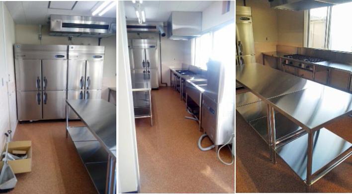 厨房機器リース