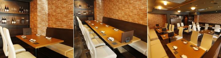 カフェレストラン内装工事